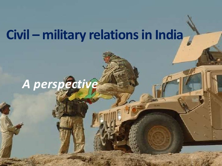 synergizing civil military relationship