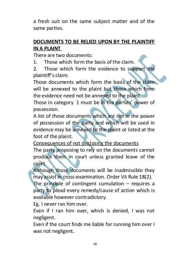 Sample Demand Letter Civil Litigation Success ...