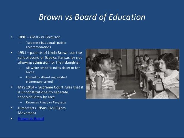 Hendrick Hudson Board of Education v. Rowley.