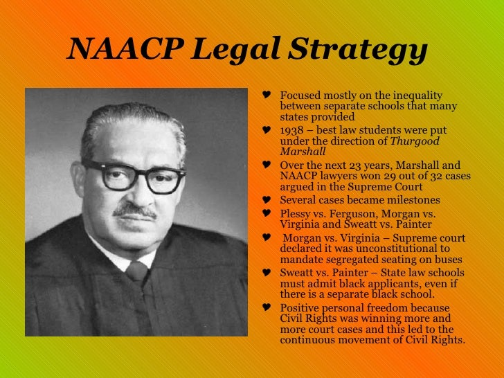 what has the naacp accomplish
