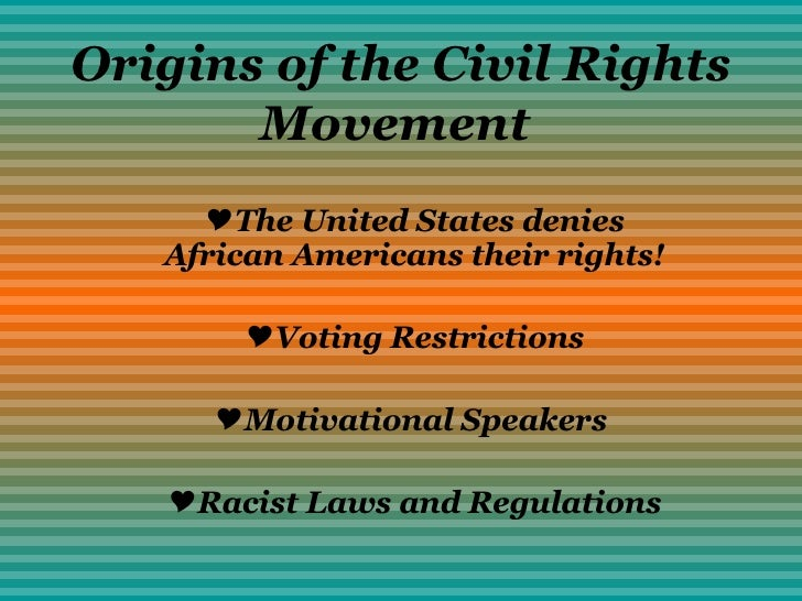 In what ways did the Civil Rights Movement succeed?
