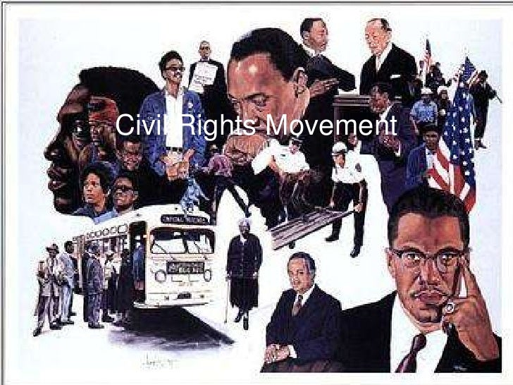 Civil Rights Movement<br />