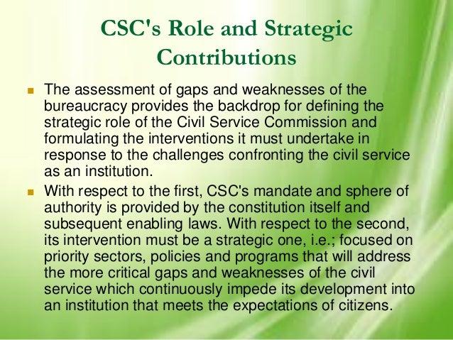 The Philippine Civil Service Commission