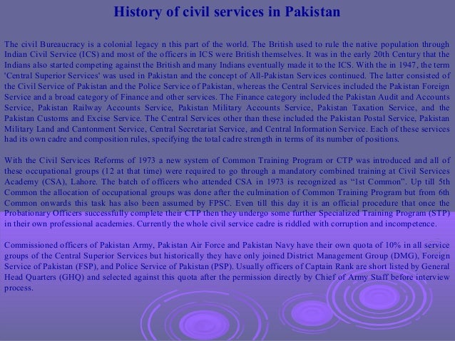 an analysis of civil service The recently discovered answer sheets of the koryŏ civil service examination provide important and fundamental material to understand the history of politics and ideas at the end of koryŏ and the beginning of chosŏn.