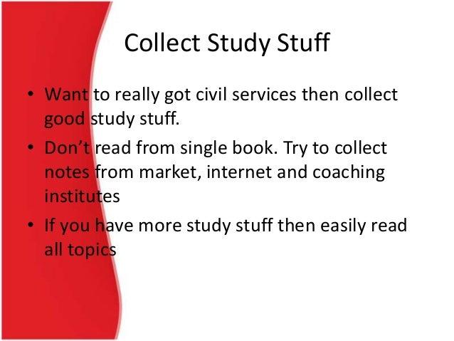 Collect All Study Stuff