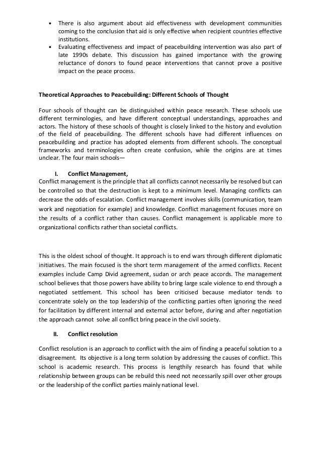 Essay On Modern Science  Essay About High School also Examples Of Thesis Statements For Narrative Essays The Role Of Civil Society In Peace Building Essay Papers Online