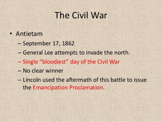 the emancipation proclamation and the end of slavery in the united states of america These states formed the confederate states of america, with  lincoln's  emancipation proclamation: the end of slavery in america (new york:.