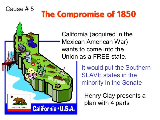 30d. The Compromise of 1850