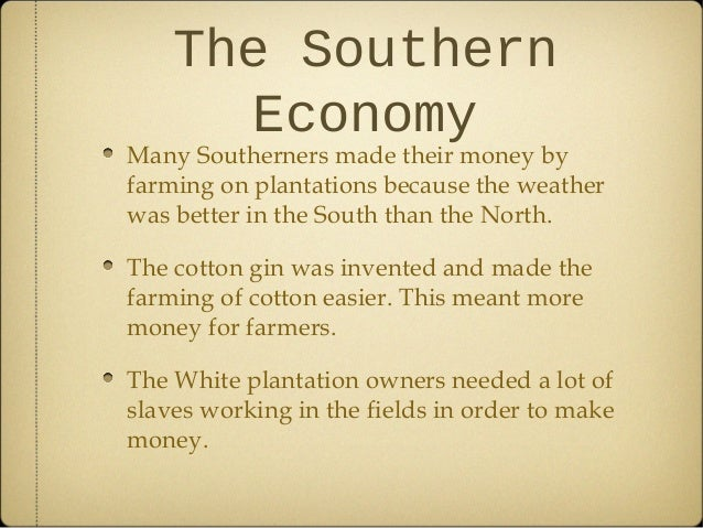 southern slaves vs northern laborers Cannibals all or, slaves without masters  public lectures and engaged in lively  debates with northern abolitionists on slavery yet he remained convinced that  slavery was a rightful, necessary form of labor and that southern blacks should.