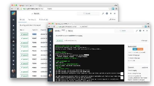 Ci With Gitlab Amp Docker