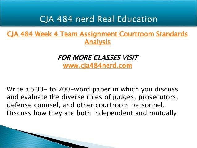 cja 484 week 5 learning Cja 484 entire diversion paperdoc cja 374 week 2 learning team questiondoc cja.