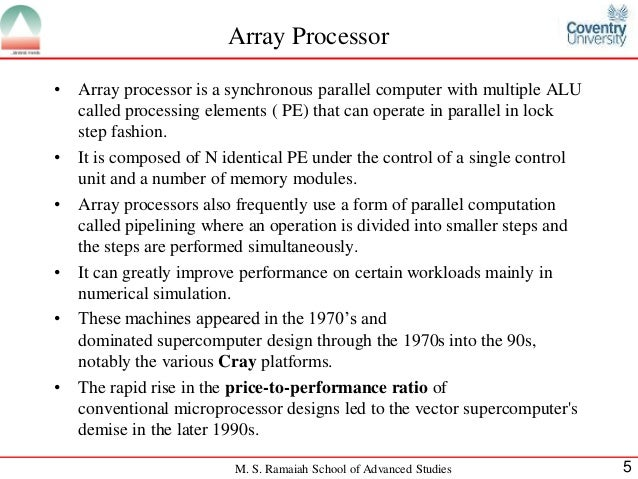 case analyze on pipelined processors