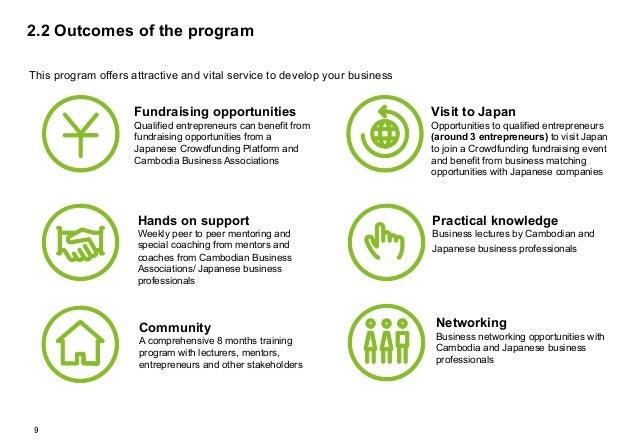 CJCC Accelerator Program (August 2018)