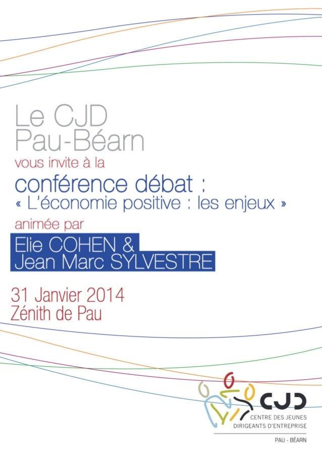 CJD Béarn super plénière 2014