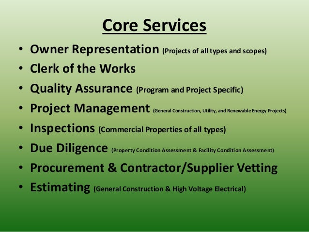 Quotes By Vernon Baker: CJM Construction Consulting PowerPoint Presentation