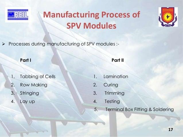 Reil Solar Panel Production Amp Lg Electronics