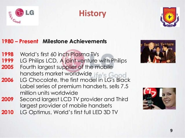 founder of lg company