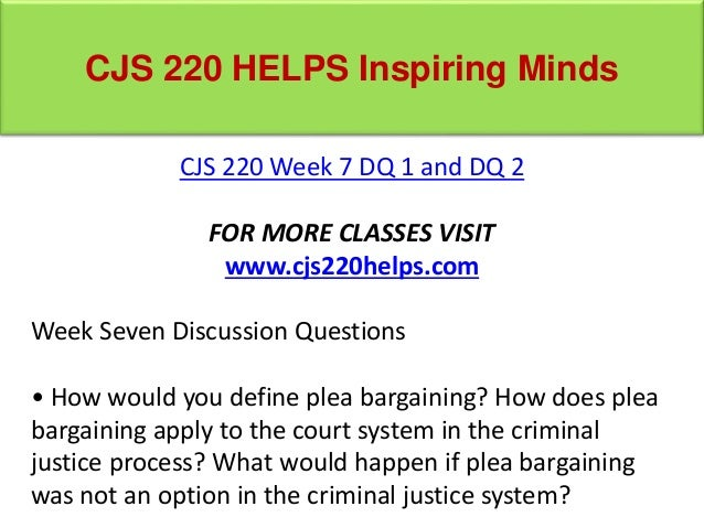 plea bargaining thesis Has enlivened this debate through the prism of american-style plea bargaining1 in the course of two decisions reassessing the proper globalization of plea bargaining and the americanization thesis in criminal procedure, 45 the american style plea bargain 827.