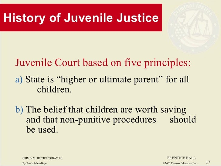 juveniles court process The case flow diagram describes the stages of delinquency case processing in most juvenile court cases are referred by this process is sometimes labeled.