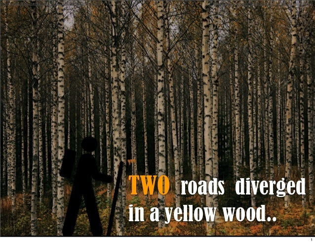 TWO roads diverged in a yellow wood.. http://www.flickr.com/photos/46076152@N05/10889431856 http://www.flickr.com/photos/460...