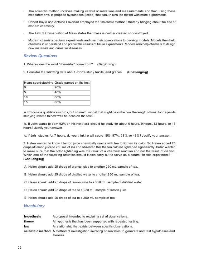 Ck12 chemistry
