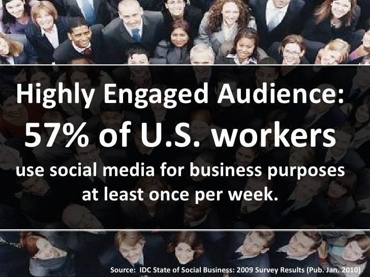 """Don't be fooled:<br />""""Social"""" <br />Media<br />Is<br />Business<br />Media<br />"""