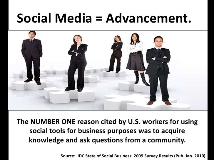 Consumers engage in the <br />Social Web to <br />enhance their personal lives.<br />