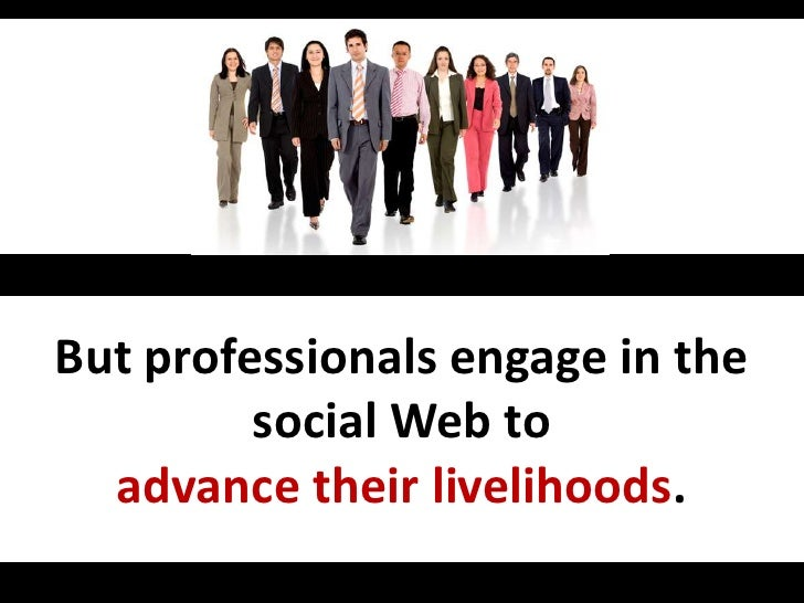 Highly Engaged Audience: <br />57% of U.S. workers <br />use social media for business purposes <br />at least once per we...