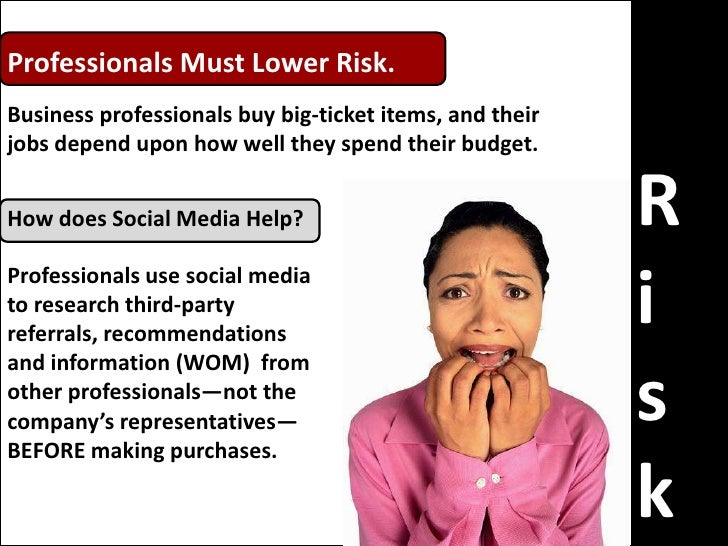 HowDo<br />B2B Buyers<br />Use <br />Social Media In Their Purchasing Process?<br />
