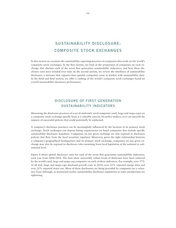 focus on sustainability: environmental, social, and governance