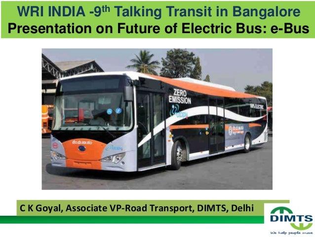 Bus Karo: Future of Electric Buses