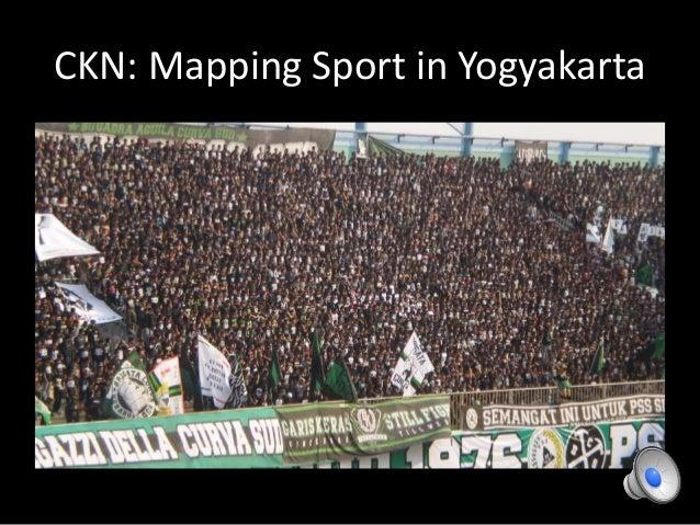 CKN: Mapping Sport in Yogyakarta