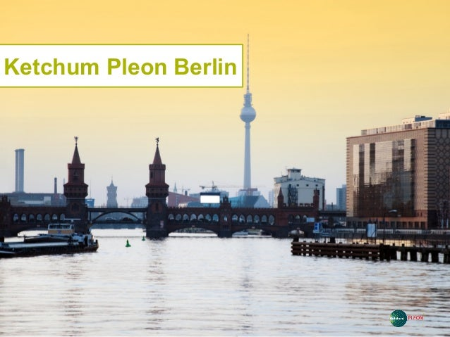 1 | 06.09.13 Ketchum Pleon Berlin