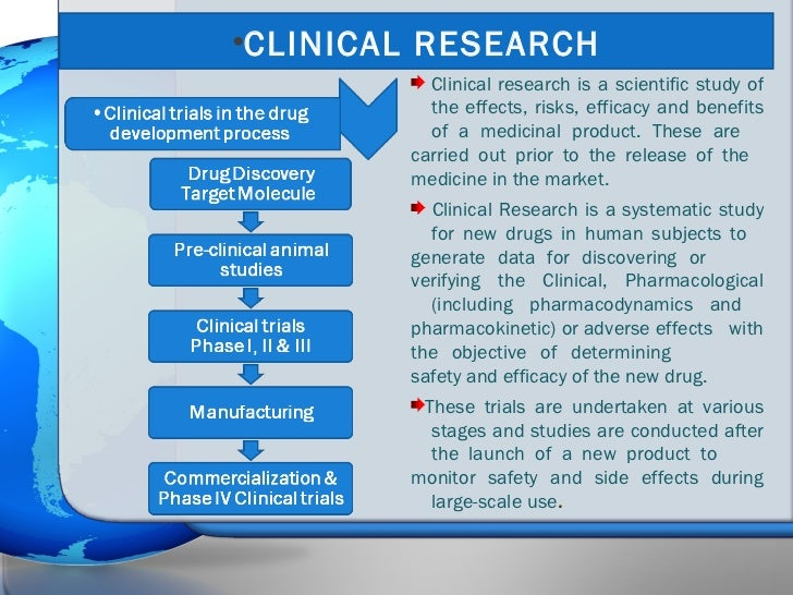 clinical research  pharmacy