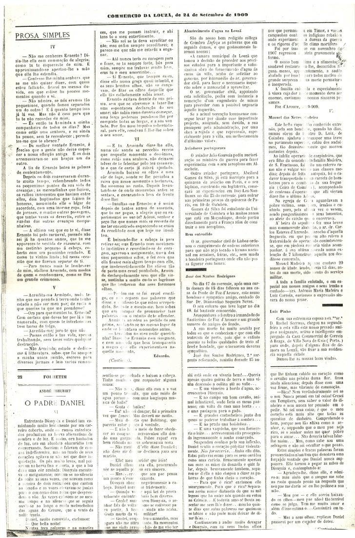 Commercio da Louzã n.º 24 – 24.09.1909 Slide 2