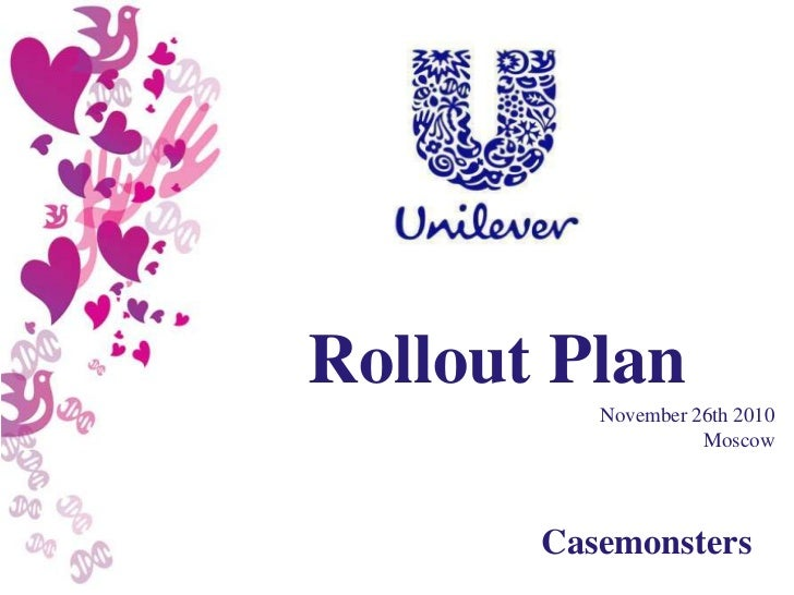 Rollout Plan<br />November 26th 2010<br />Moscow<br />Casemonsters<br />