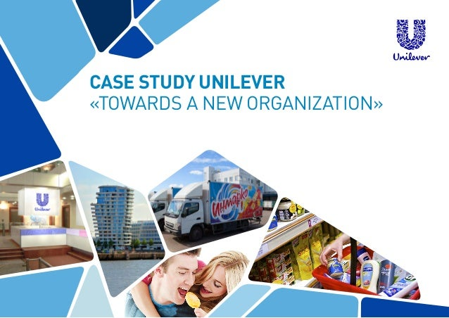 unilever case study presentation