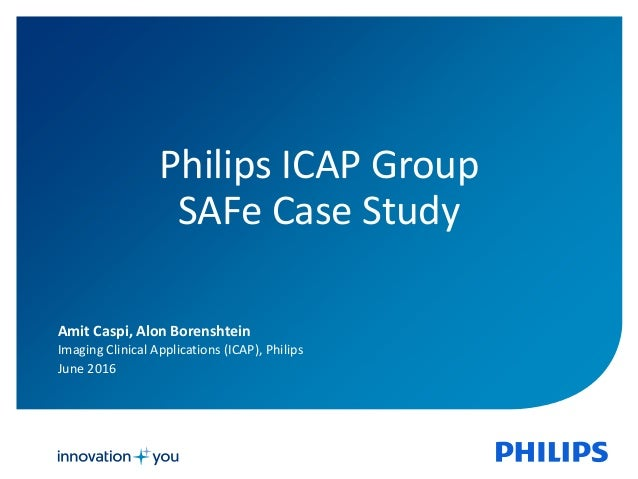 nv philips case study essay Evaluating optimal monochromatic energy reconstruction on aortic angiography obtained from spectral detector ct prabhakar rajiah md, frcr (presenter): institutional research grant, koninklijke philips nv, andrew sher md : research grant, koninklijke.