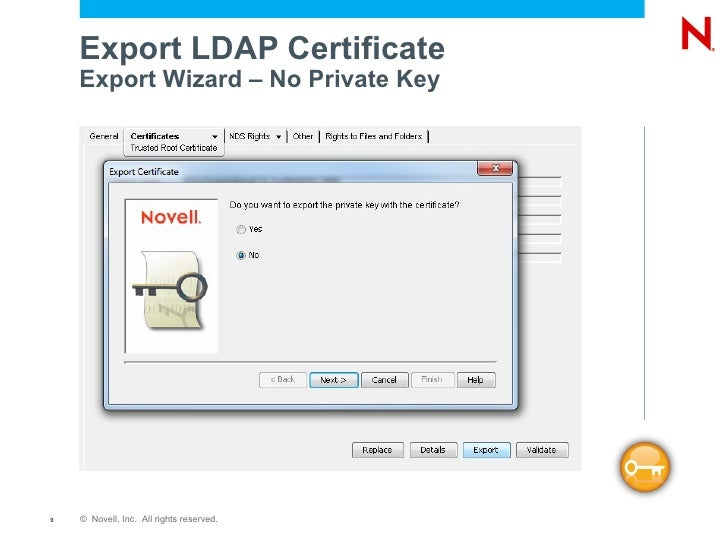 Securing Novell Groupwise Through Ssl And Smime