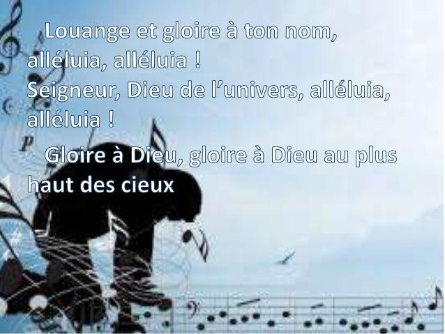 CL601 Louange et Gloire à ton nom