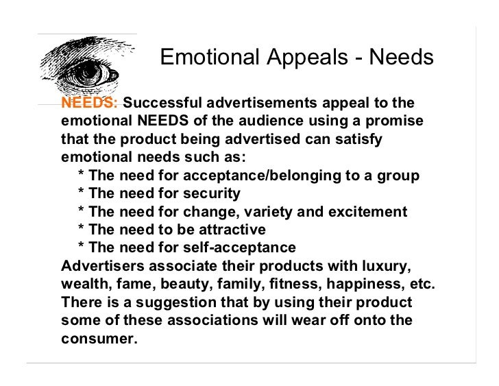 emotional needs definition