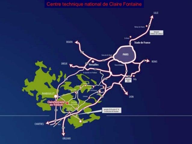Centre technique national de Claire Fontaine
