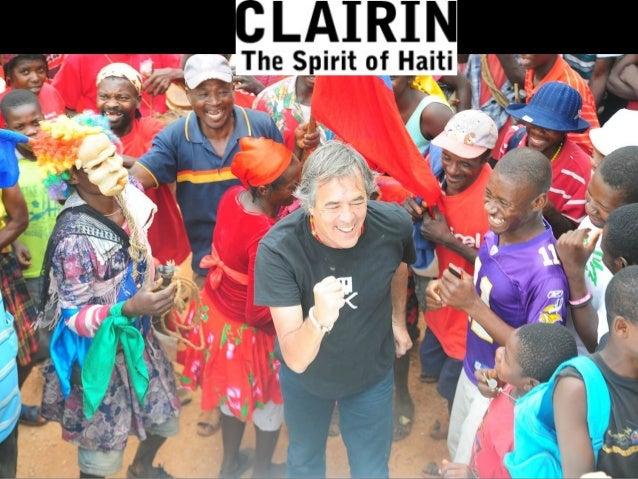 CLAIRIN : a World Heritage