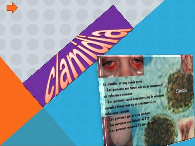 ¿QUÉ ES LA CLAMIDIA? Quizás hayas oído hablar de la clamidia, pero la mayoría de las personas no saben con certeza qué es....