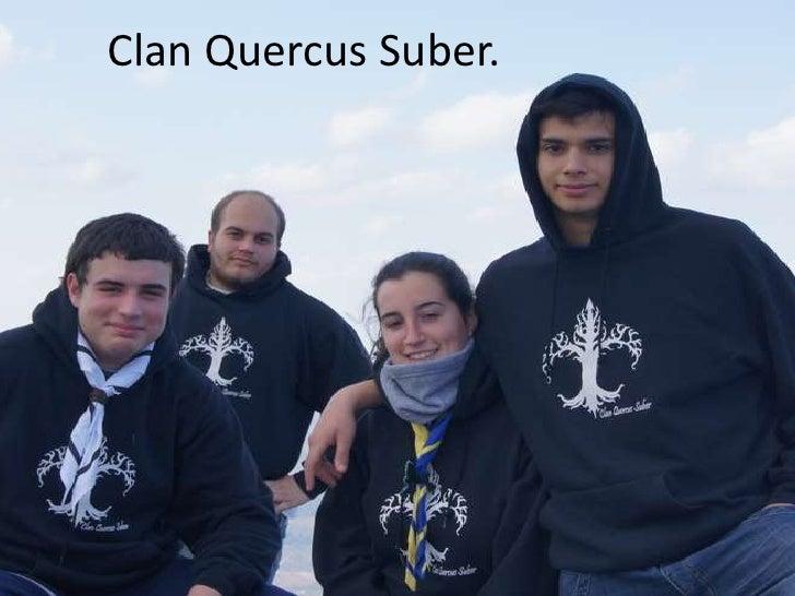 Clan Quercus Suber.