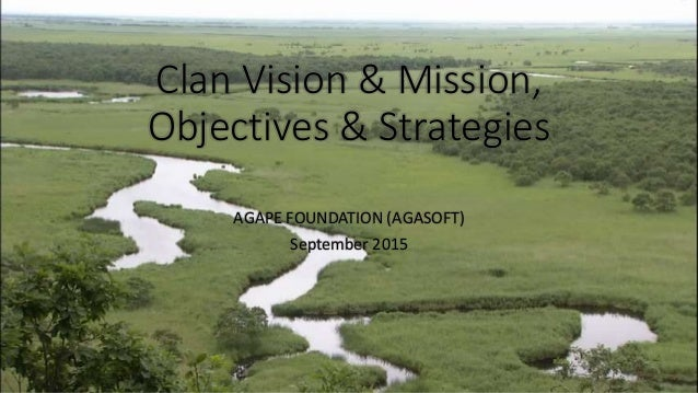 the objectives and mission of the nike foundation Having both of these goals and objectives together is very important to accomplish the mission of  a solid foundation to  goals objectives and.