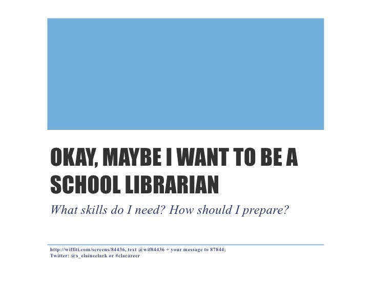 The Independent Librarian Life At A Private School Library