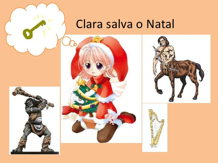 Clara salva o Natal<br />
