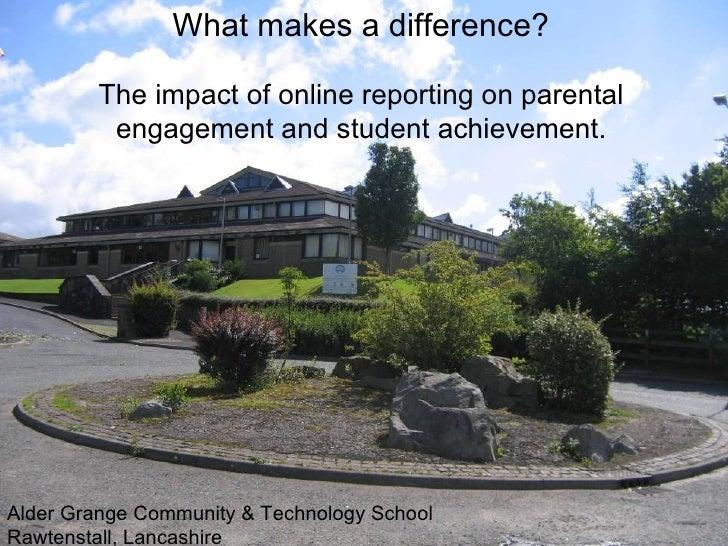 <ul><li>Our whole school approach </li></ul>Alder Grange Community & Technology School  Rawtenstall, Lancashire What makes...