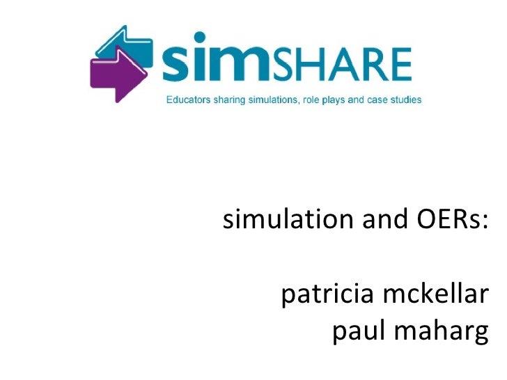 Paul Maharg Glasgow Graduate School of Law simulation and OERs patricia mckellar paul maharg